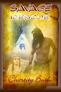 SAVAGE RESCUE by Chastity Bush