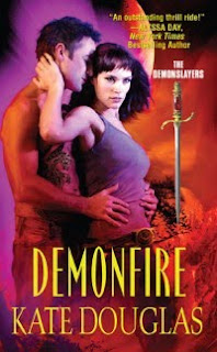 DEMONFIRE : THE DEMON SLAYERS by Kate Douglas (ARC)