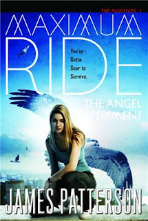 THE ANGEL EXPERIMENT (Maximum Ride book 1) by James Patterson