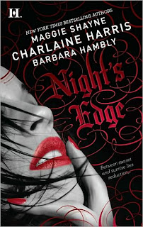 NIGHT'S EDGE by M.Shayne/C.Harris/B.Hambly