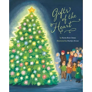 GIFTS OF THE HEART by Karen Boes Oman