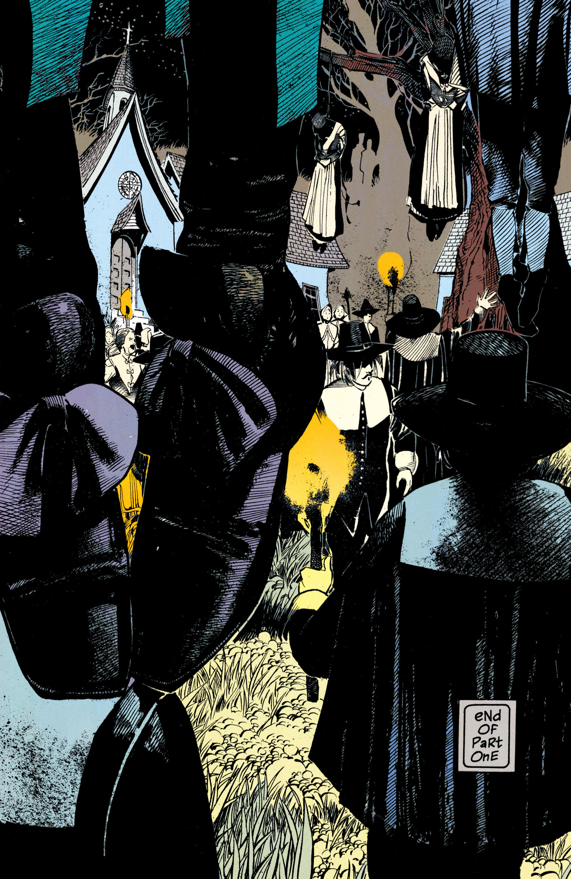 Read online Shade, the Changing Man comic -  Issue #42 - 25