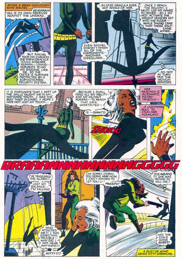 Read online Uncanny X-Men (1963) comic -  Issue # _Annual 6 - 20