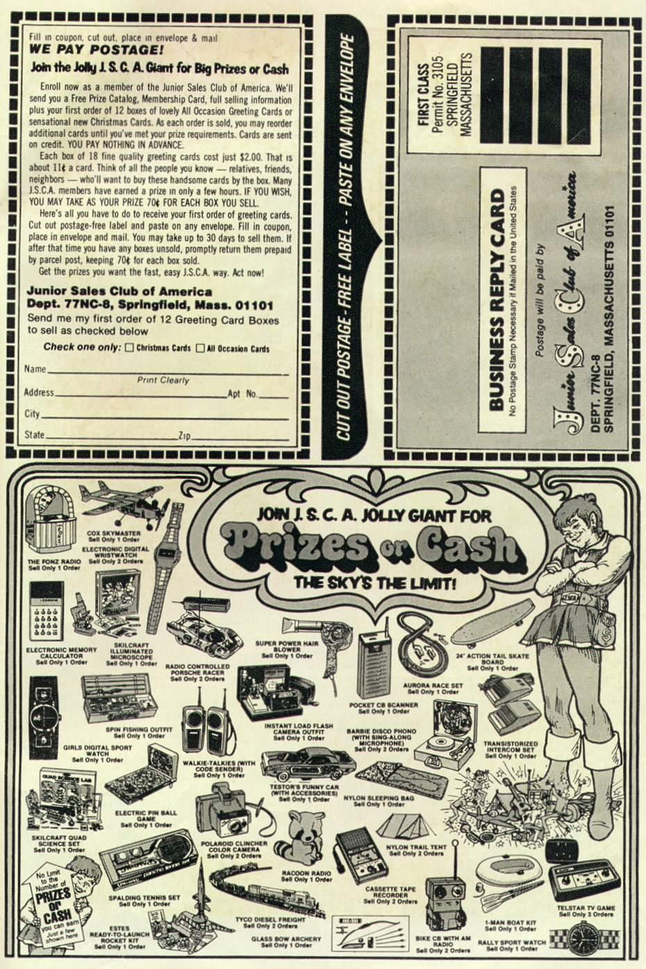 Read online Adventure Comics (1938) comic -  Issue #454 - 34