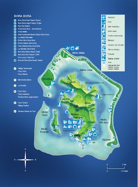 St Regis Resort Bora Bora | Architectural Cities.