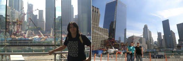 Zona Cero de NYC en 2009