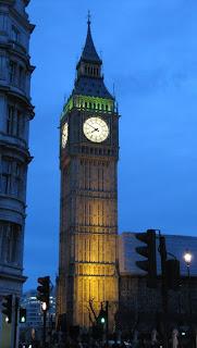 Big Ben de Londres