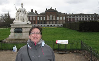 En Kensington Palace, Londres