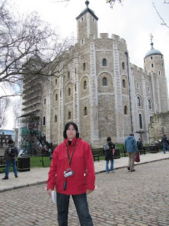 The White Tower en la Torre de Londres