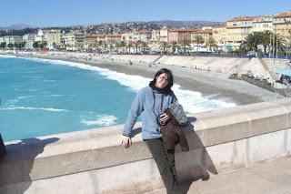 En Niza, Provenza Francesa
