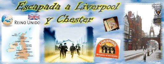 Escapada a Liverpool