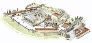 Reconstrucción de Eleusis