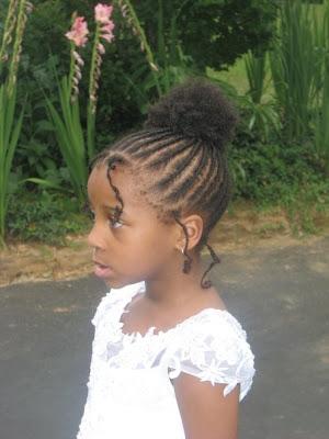 Phenomenal Black Kids Long Hairstyles Short Hairstyles Gunalazisus