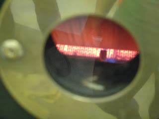 infra-red burner