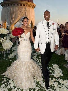 Paul Pierce gets married   CelticsLife.com - Boston ...