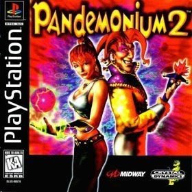 Pandemonium 2 (NTSC-U)