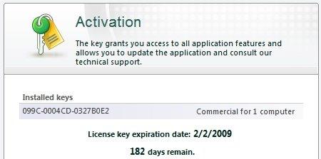 Kaspersky Antivirus 2008 Key Free Download - torrents-en