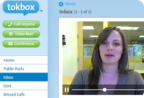 Use TokBox to make free video call and conferencing using web
