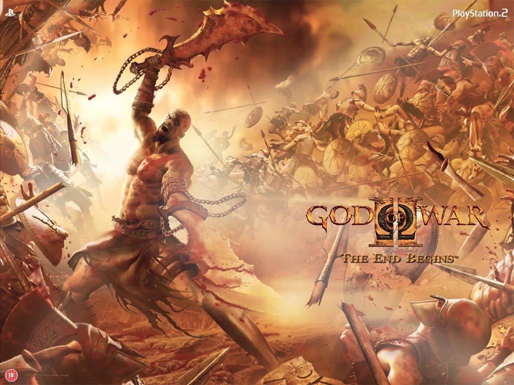 God Of War For Ppsspp Emulator