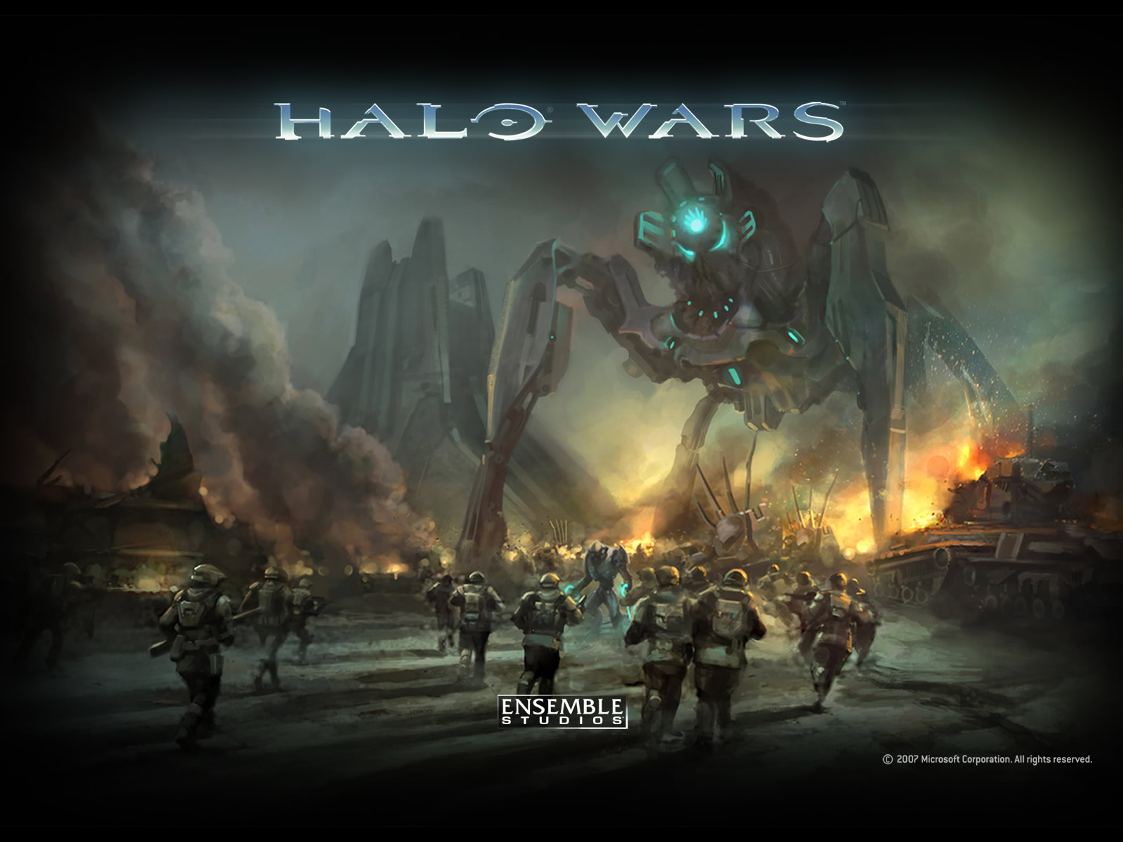 Halo Wars 2 Wallpaper: Wallpapers: HALO