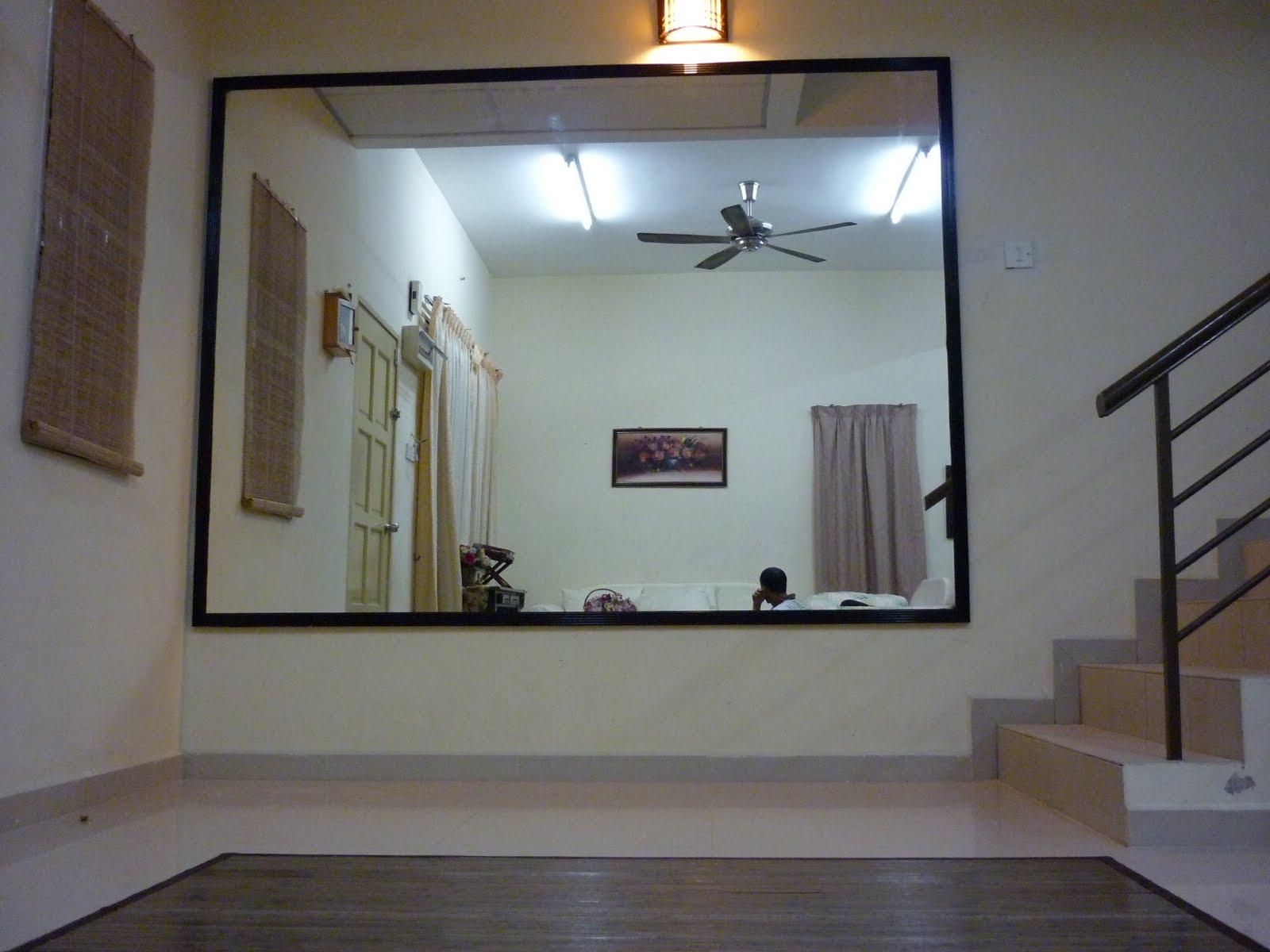 Cermin Dinding 6 Tinggi X 8 Lebar Rm 750