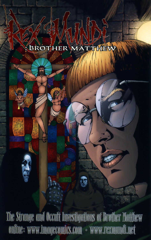 Read online Rex Mundi comic -  Issue #1 - 24