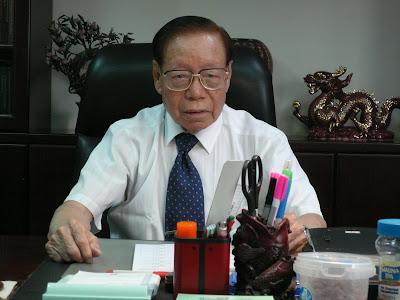 政大法學院電子報: 陳煥生教授 見證法學院歷史