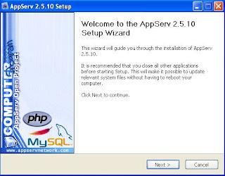 appserv 2.5.9 para windows 7