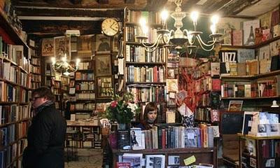 Atlantis Books, Santorini, Grécia