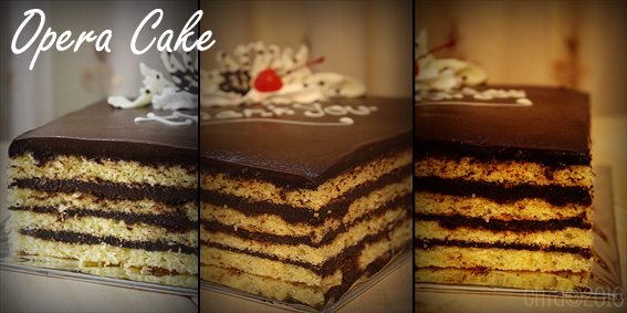 Resep Cake Napoleon Ncc: Catatan Perjalanan: Just Another Story About Opera