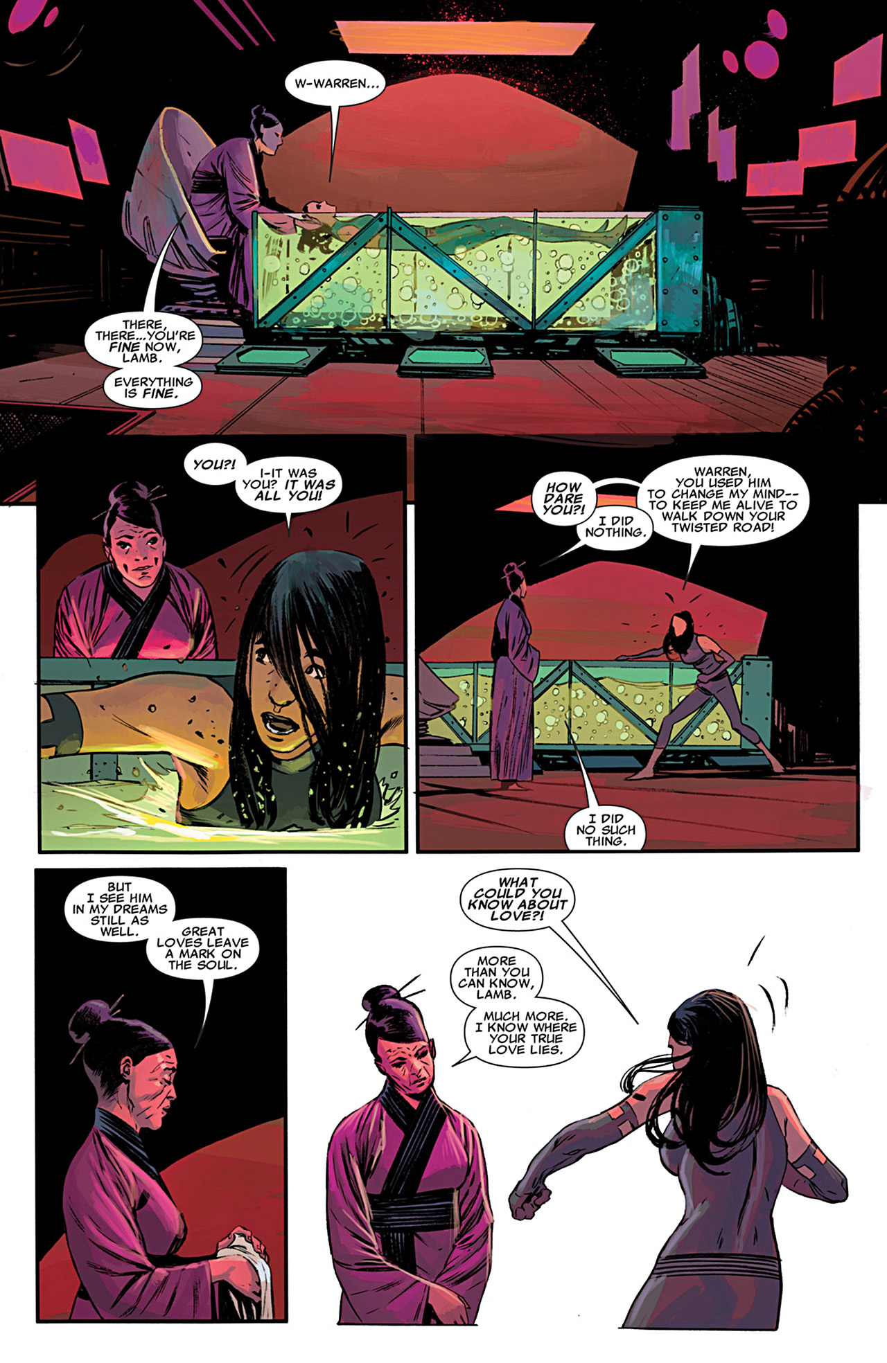 Read online Uncanny X-Force (2010) comic -  Issue #29 - 14