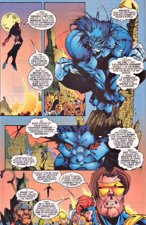 Read online Uncanny X-Men (1963) comic -  Issue # _Annual 1997 - 16