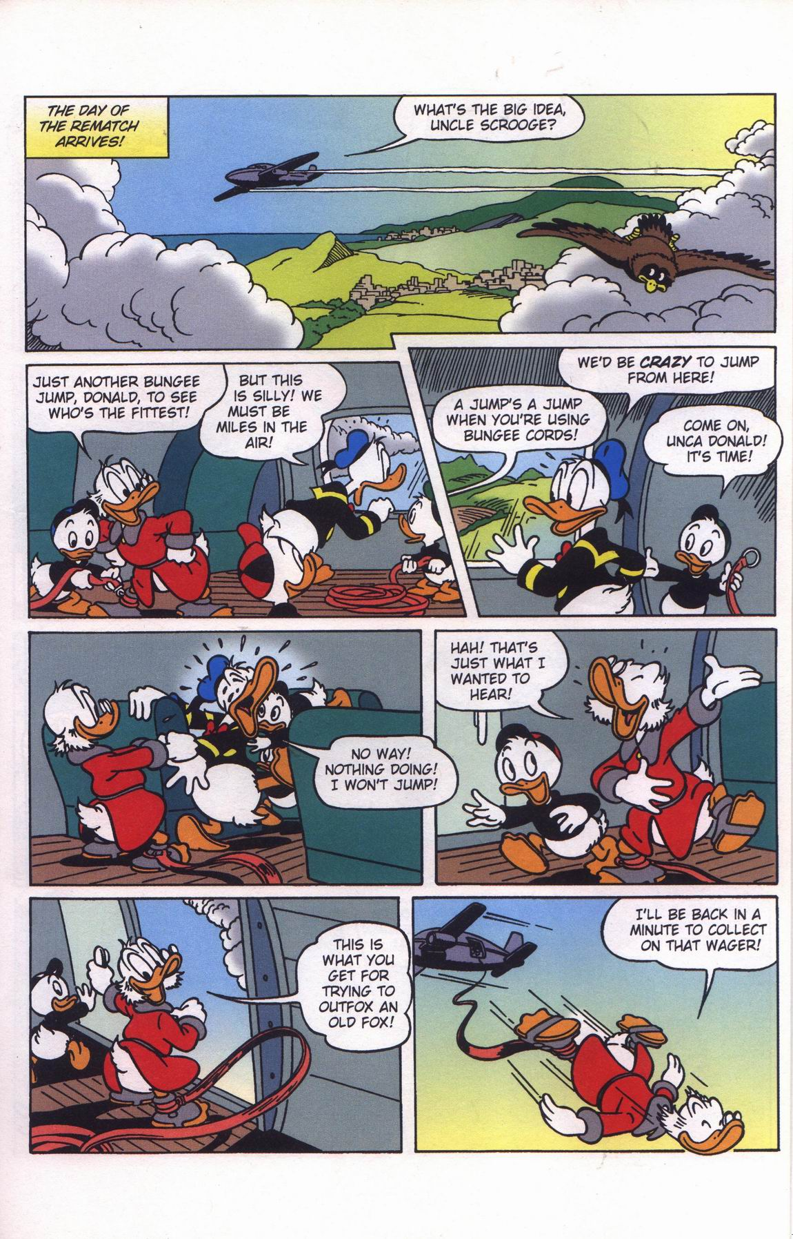 Read online Uncle Scrooge (1953) comic -  Issue #315 - 53