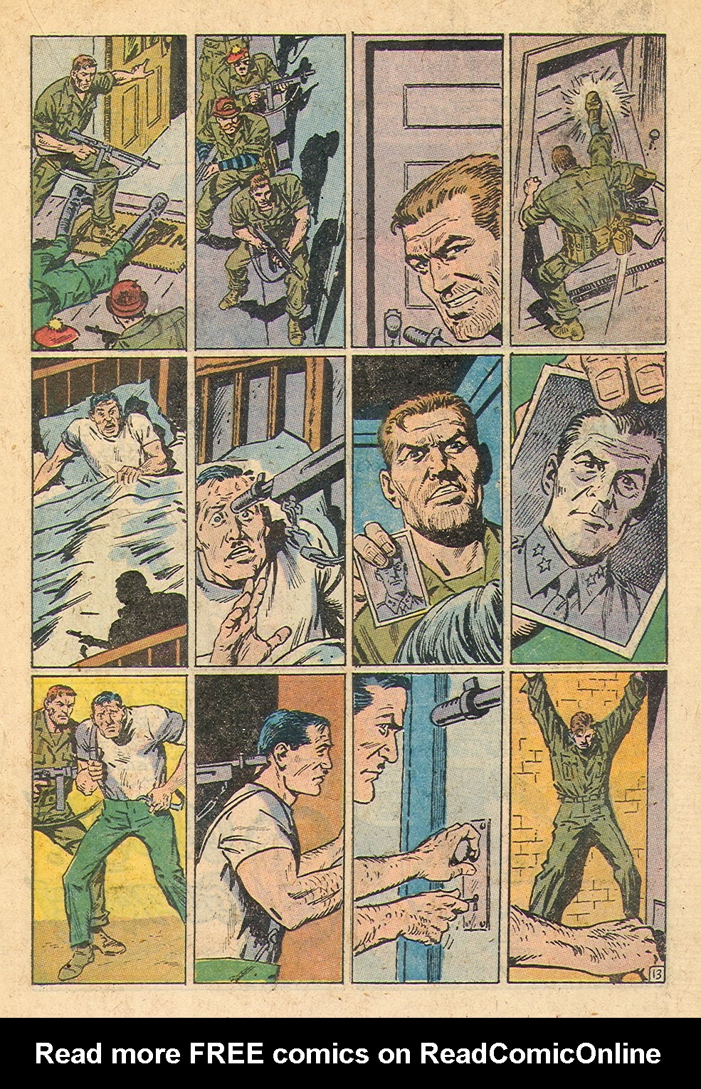 Read online Sgt. Fury comic -  Issue #75 - 19