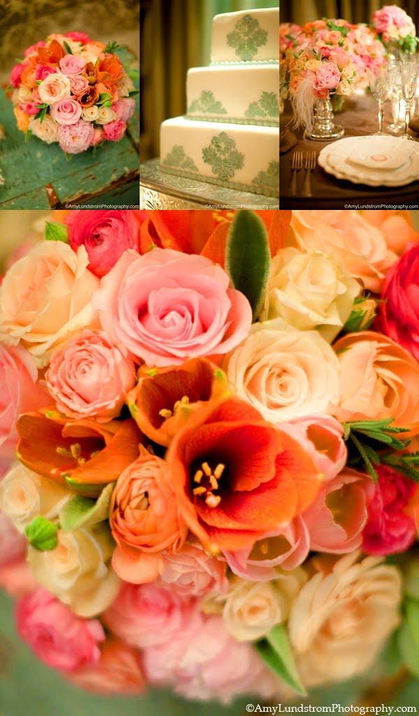 new england bride guide: Spring Wedding Ideas