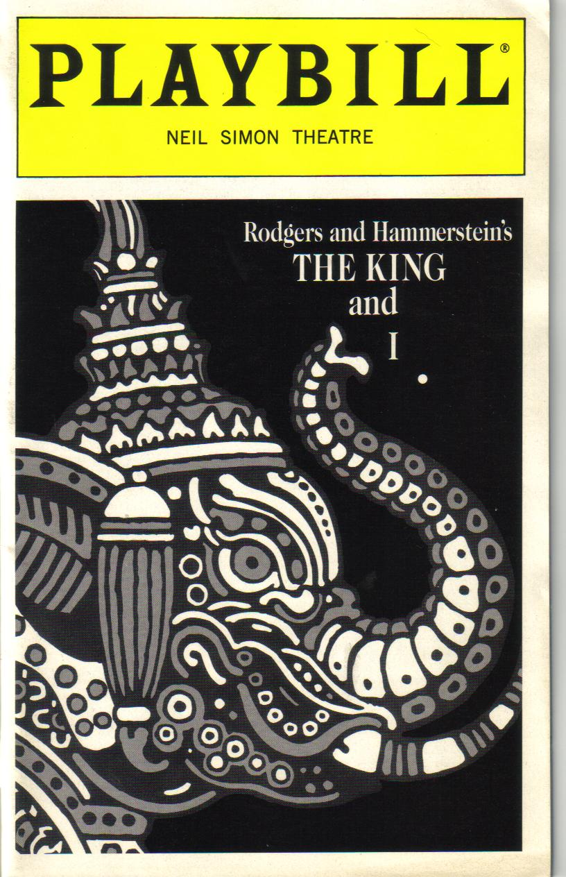 who played in the king and i