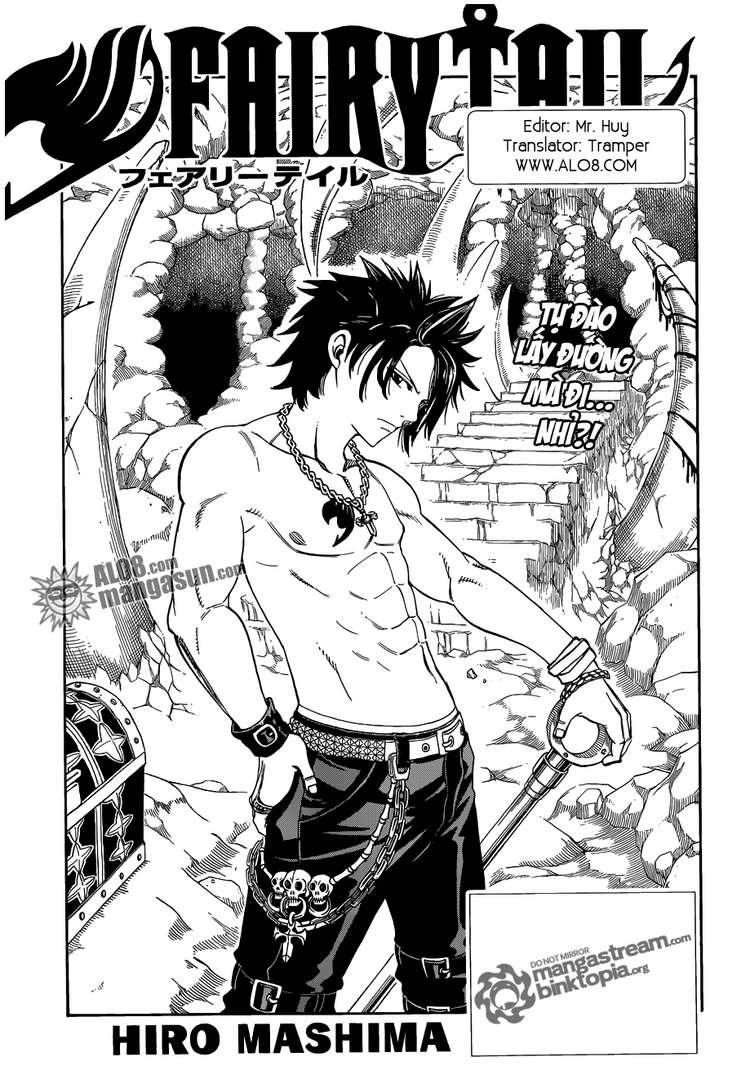 Fairy Tail chap 225 trang 1