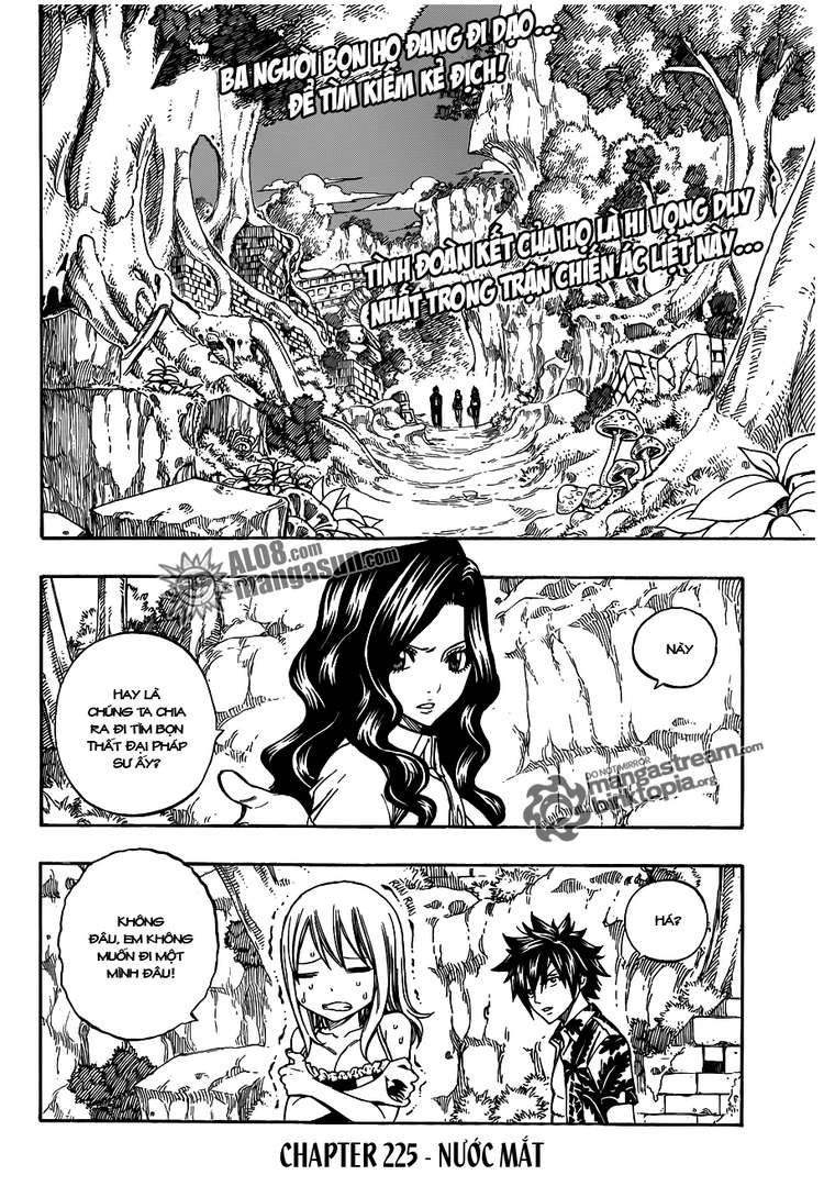 Fairy Tail chap 225 trang 2
