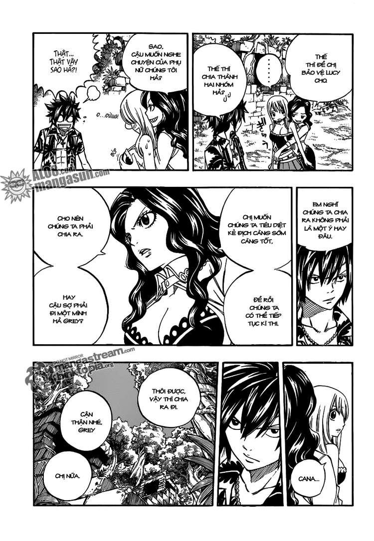 Fairy Tail chap 225 trang 3