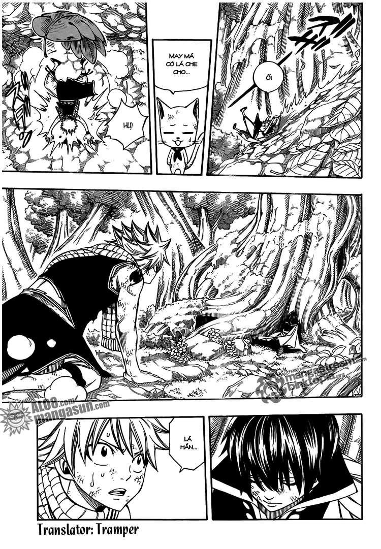 Fairy Tail chap 225 trang 7
