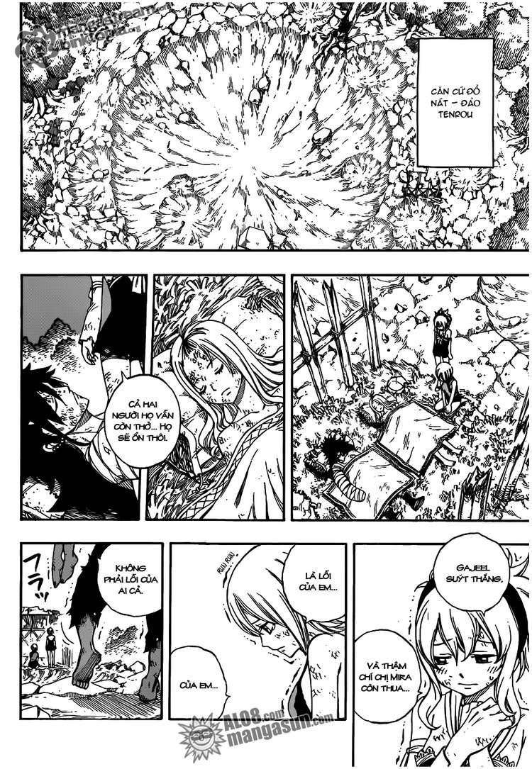 Fairy Tail chap 225 trang 13