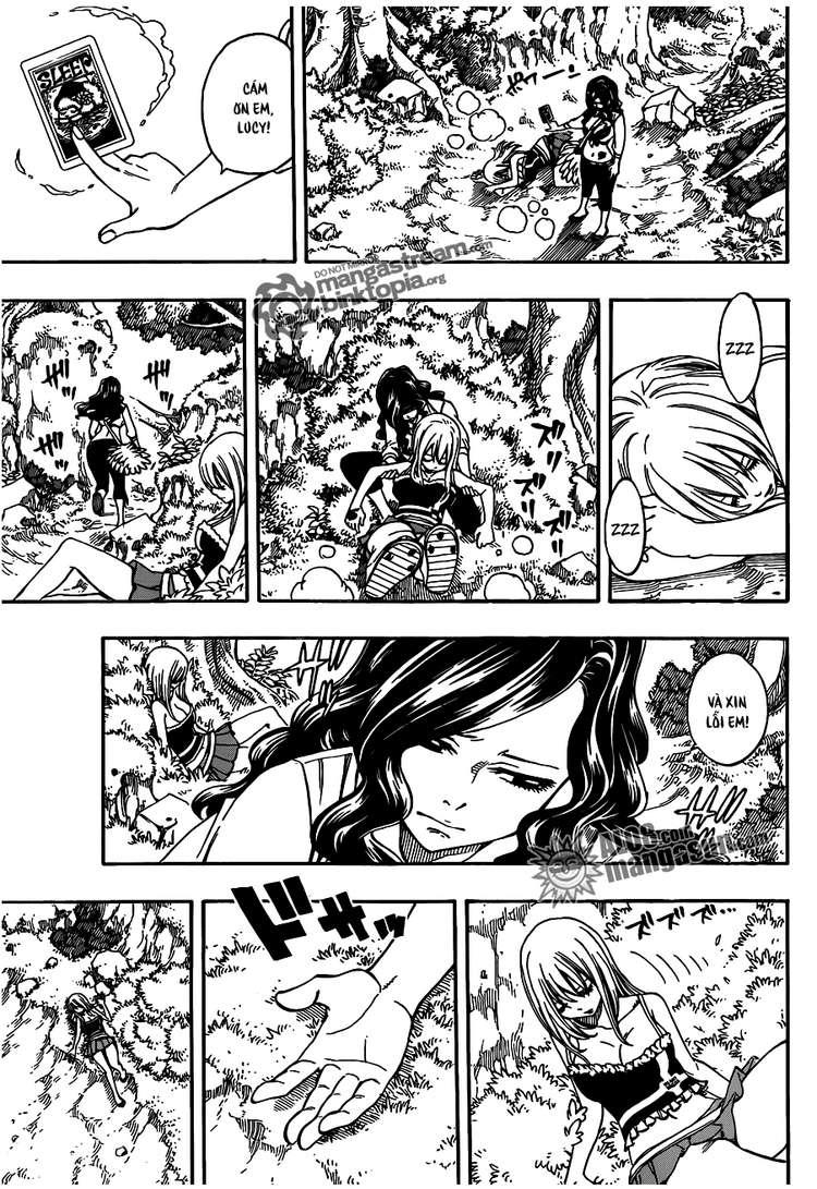 Fairy Tail chap 225 trang 18
