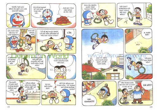 Doraemon Color Chap 1 page 23