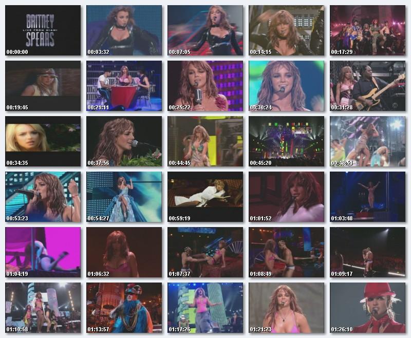 Britney hook up live