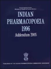 Pharmacopoeia pdf indian 1966