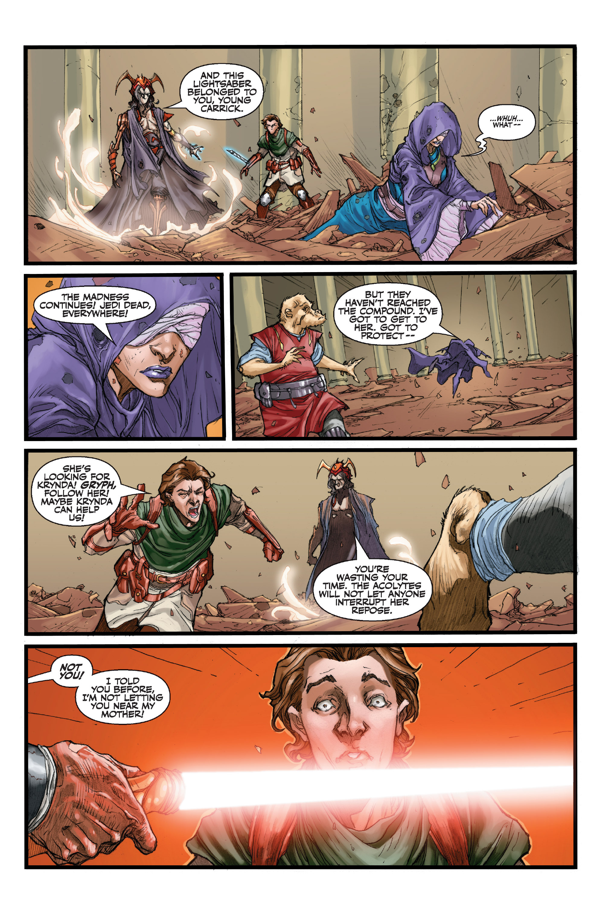 Read online Star Wars Omnibus comic -  Issue # Vol. 32 - 358