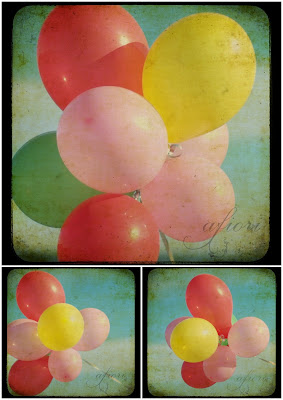 balloons balloon ttv carnival party circus sky happy Maria-Thérèse Andersson afiori etsy