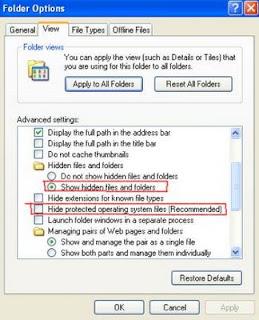 Cara Disable Autorun Pada Windows XP