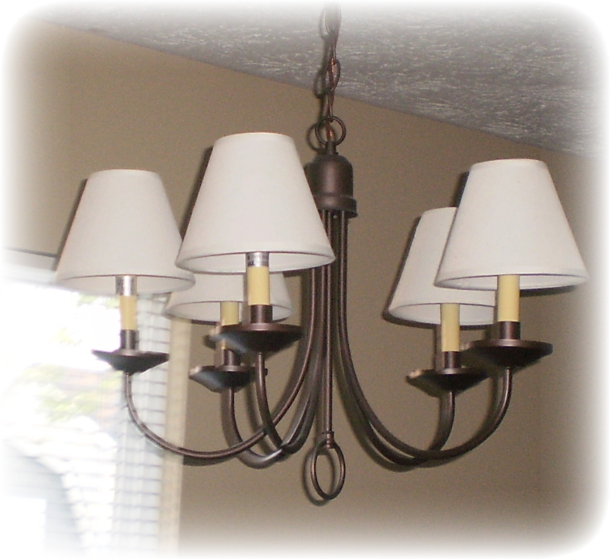 Sconce Lamp Shades On Where Beauty Meets Function No Friday Shade Redo