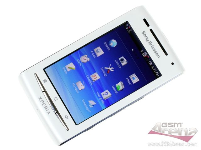 Sony Ericsson X8 review: XPERIA in the middle - GSMArena.com